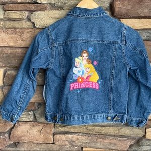 Disney Princess Jean Jacket Medium